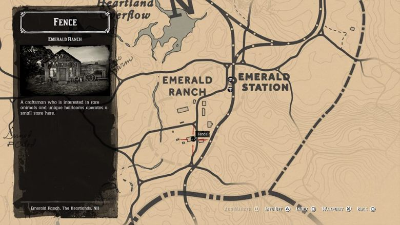 Red Dead Redemption 2 stolen items