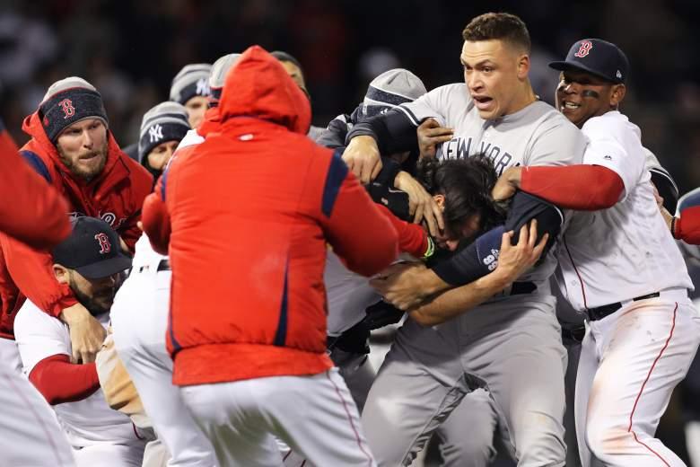 Red Sox Yankees