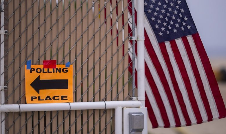 Where do i vote in california