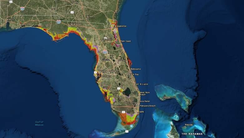 Florida Evacuation Zones