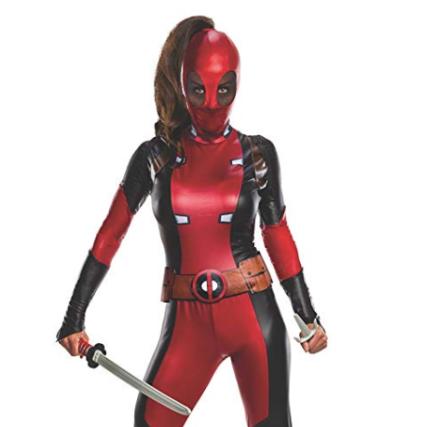 women's deadpool costume