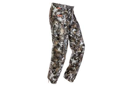 sitka downpour hunting pants
