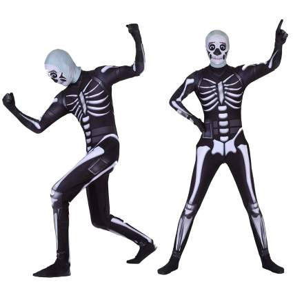 skull trooper fortnite costume