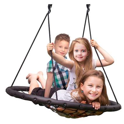 spinner tree swing