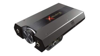 soundblaster g6 dac amp combo