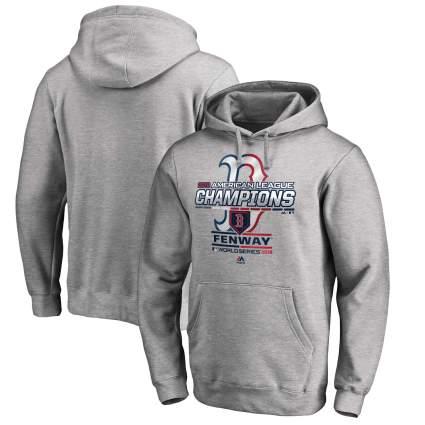 red sox al champions hoodie
