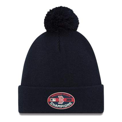 red sox champions hat