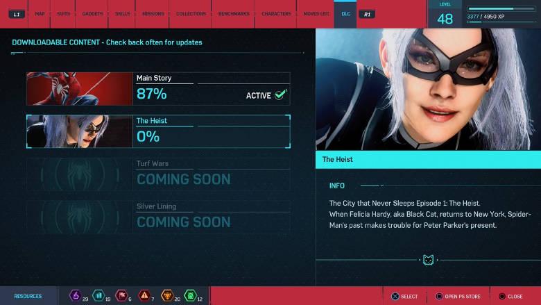 Spider-Man PS4 The Heist