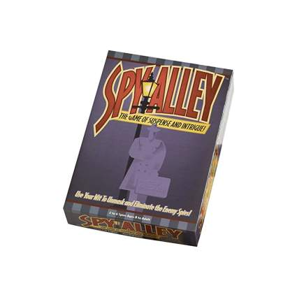 spy alley boardgame for tweens