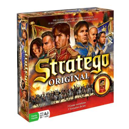 stratego battlefield strategy game