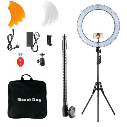 Streamer Ring Light Kit