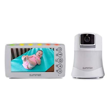 Summer Infant Explore Panoramic Video Baby Monitor