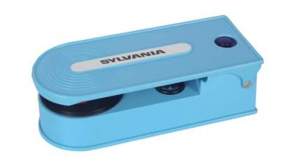 sylvania portable record player