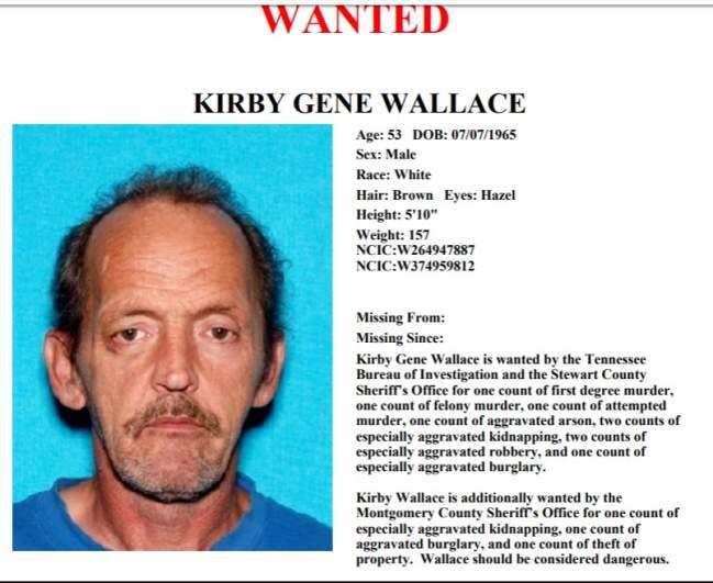 kirby gene wallace