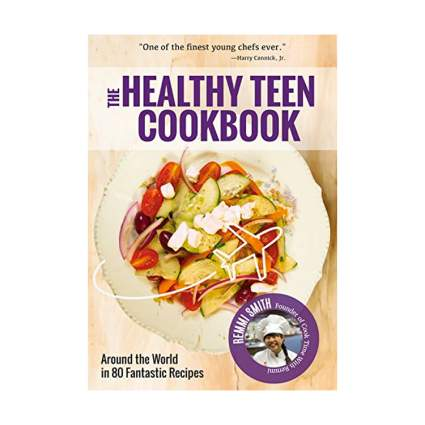 teen cookbook around the world