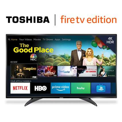 toshiba smart led tv