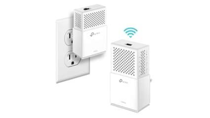 tplink powerline wifi amplifier