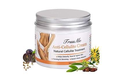organic anti-cellulite cream