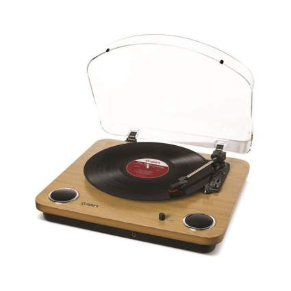 ion audio vinyl turn table