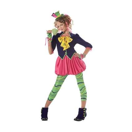 Tween Mad Hatter Costume