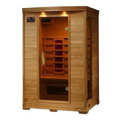 two person sauna