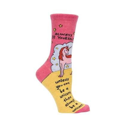 Funny Unicorn Socks