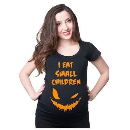 pregnancy halloween tee