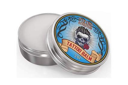 vegan tattoo aftercare balm