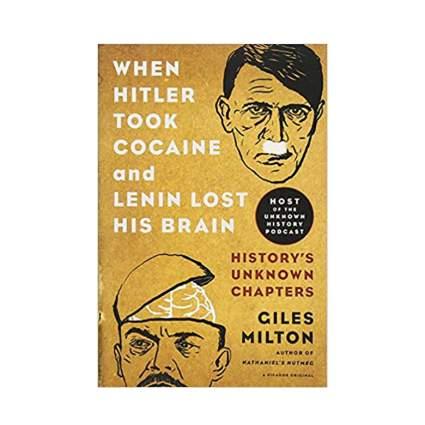 when hitler took cocaine book