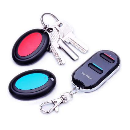 wireless wallet key locator set