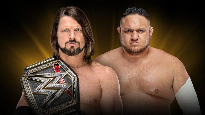 WWE Crown Jewel 2018