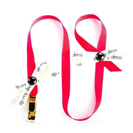 dress zipper puller