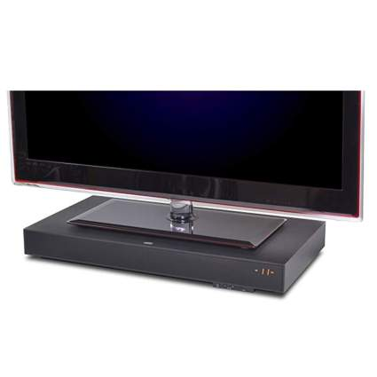 sound bar with hearing aid technology