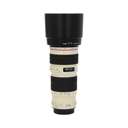 $100 Off Canon EF 70-200mm f/4L USM Telephoto Zoom Lens for Canon SLR Cameras