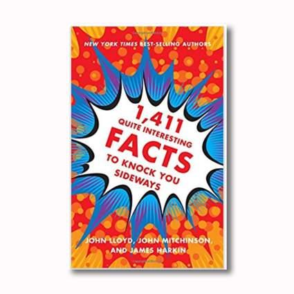 weird fact book