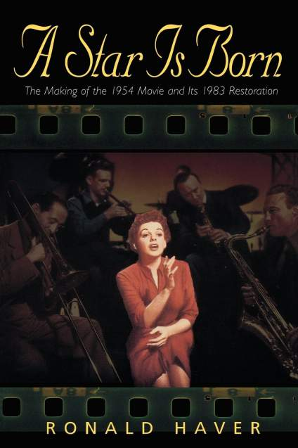1954 'A Star Is Born' book