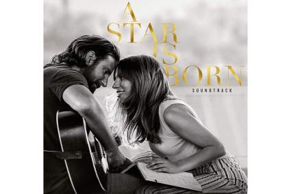 'A Star Is Born' 2018 movie soundrack