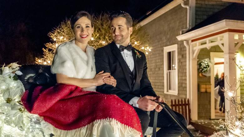 Marrying Father Christmas 2020 Cast Marrying Father Christmas: Times, Channel, Photos & Cast | Heavy.com