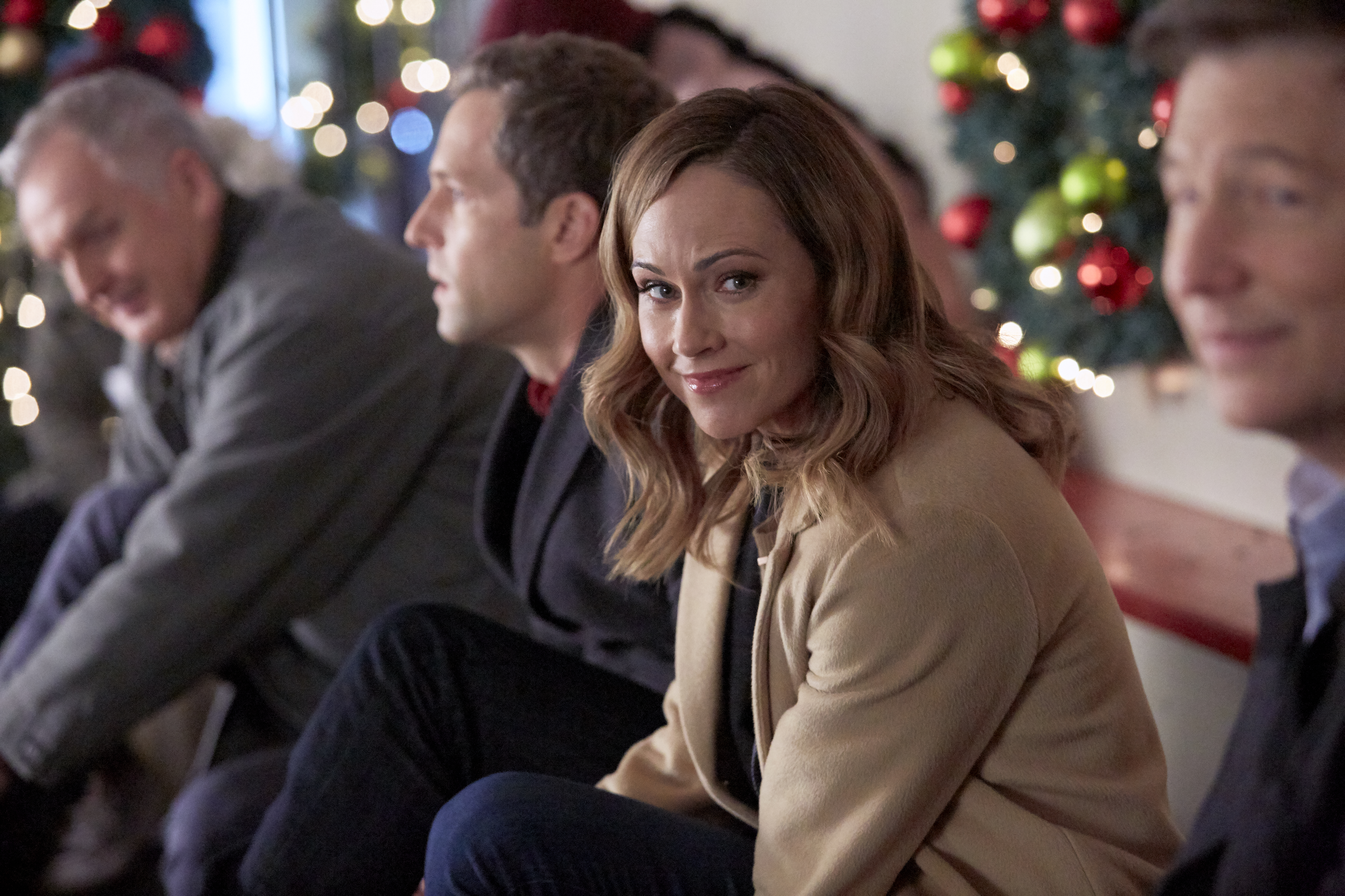 Reunited at Christmas: Cast, Discussion, Times & Photos | Heavy.com