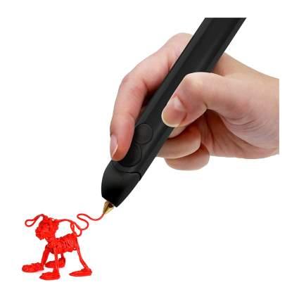 black 3d printing pen