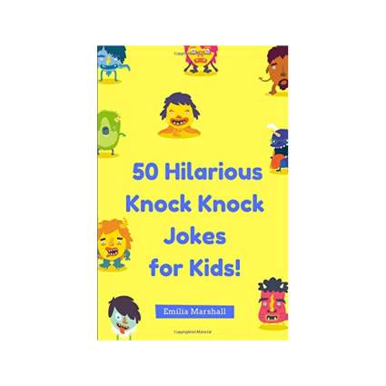 knock knock joke book for kids