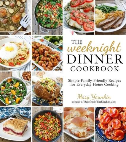 weeknight cookbook