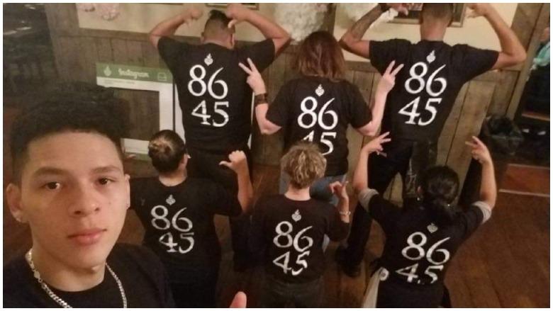 86 45 tshirts