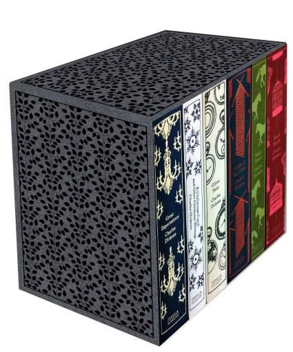 charles dickens book set