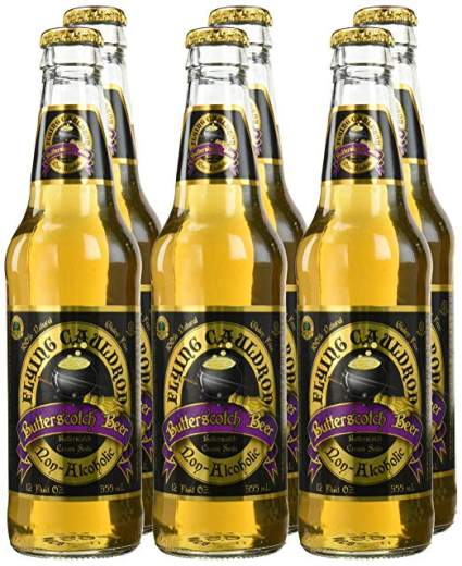 ButterBeer Soda Six Pack