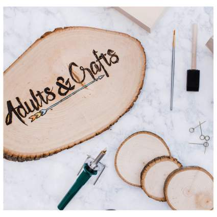 arts and crafts subscription box