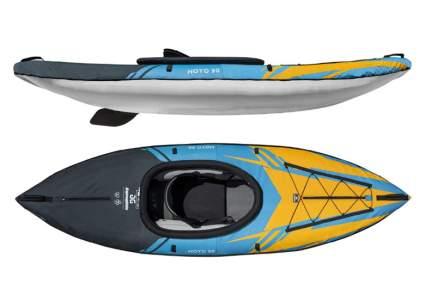 inflatable sit in kayak