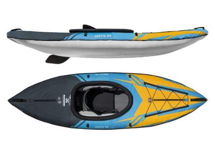 inflatable 9 foot kayak