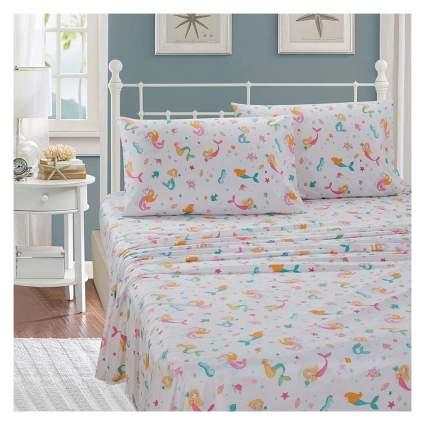 Mermaid sheets