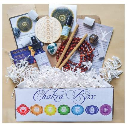 spiritual monthly subscription box